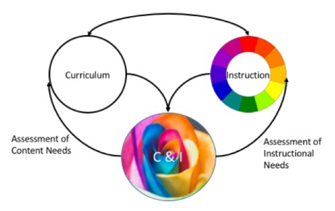 Interaction of Curriculum and Instruction